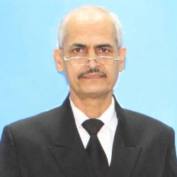 Madhav Punekar principal of kamaxi college of culinary arts
