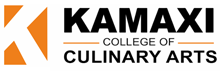 Logo of culinary arts course kamaxi