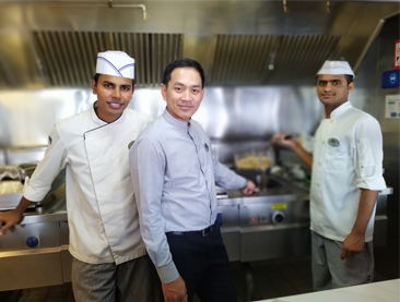 Internship & Placements at kamaxi culinary institutes in india