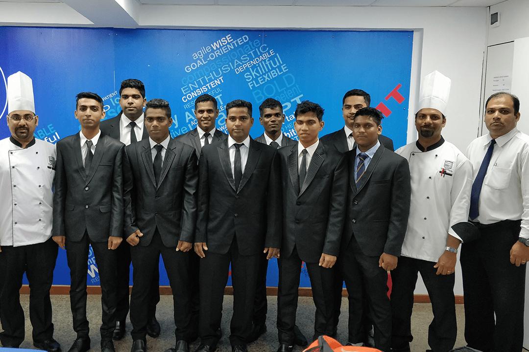 KCCA Students